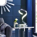 Hamburg // Table Lamp // Silver (Single Lamp)