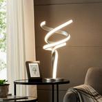 Munich // Table Lamp // Silver (Single Lamp)