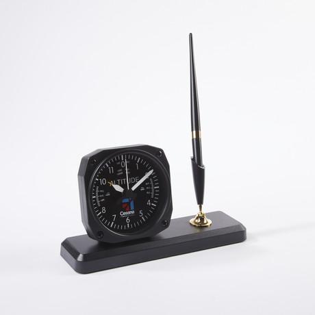 Cessna Altimeter Desk Pen Set