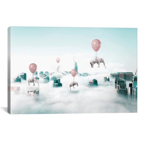 """Klee // Shaun Ryken (26""""W x 18""""H x 0.75""""D)"""