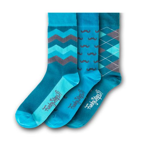 Lincoln Socks // Set of 3
