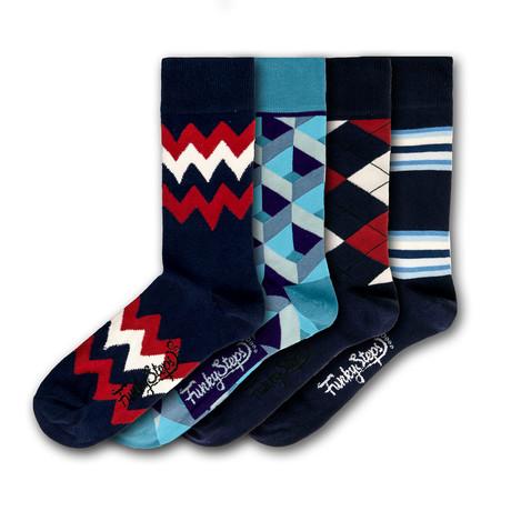 Buren Socks // Set of 4