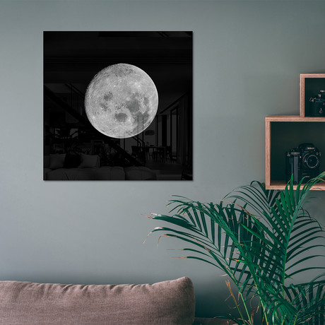 Full Moon // Plexiglas