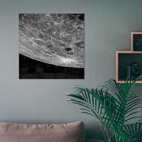 Lunar Impact // Plexiglas
