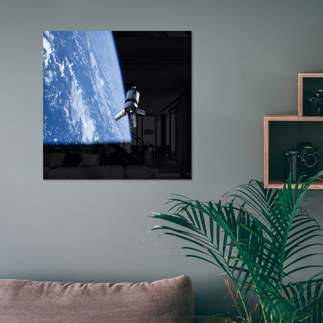 Saturn S-IVB // Plexiglas