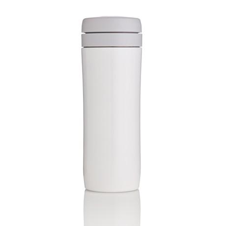 Travel Press // Tea (Bright White)