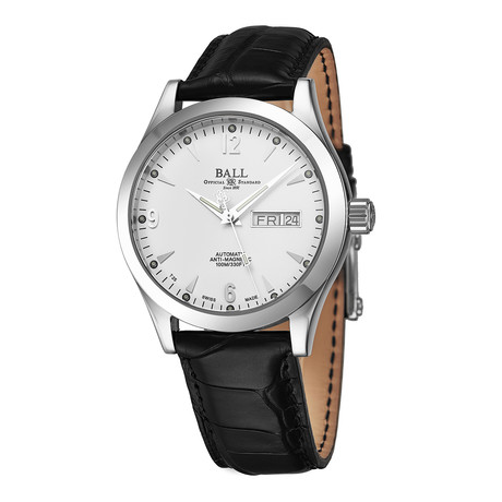 Ball Automatic // NM2026C-S5J-WH