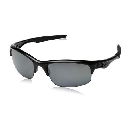 Men's Bottle Rocket Polarized Sunglasses // Polished Black + Gray