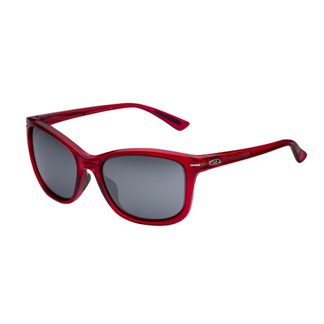 Women's Drop In Sunglasses // Rasberry Rose
