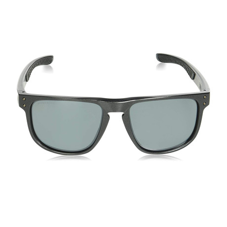 Holbrk R // Gray + Black // Polarized
