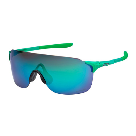Men's Evzero Stride Sunglasses // Green