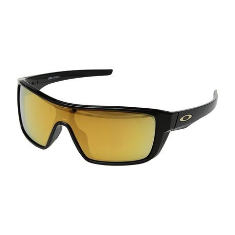Men's Straightback Sunglasses // Black