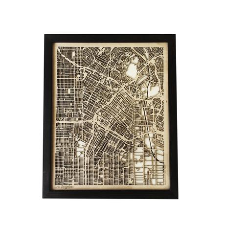 Los Angeles Map