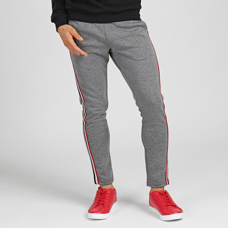 Cyril Track Pants  // Gray (XS)