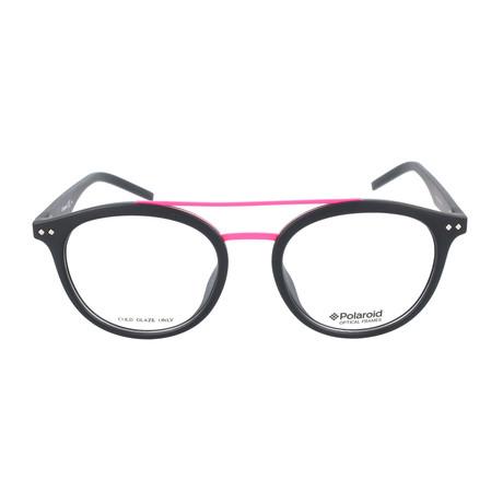 Unisex PLD D315-3MR // Shiny Black + Fuchsia