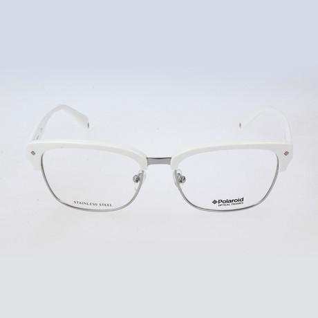 Unisex PLD D318-VK6 // White