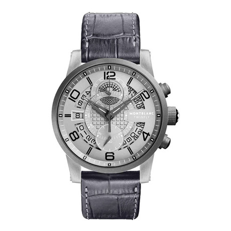 Montblanc Timewalker Chronograph Automatic // 107338