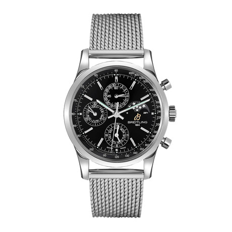 Breitling Transocean Chronograph Automatic // A1931012/BB68-200S