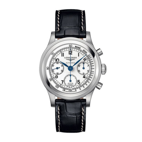 Longines Heritage Chronograph Automatic // L2.768.4.13.2