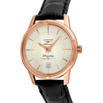 Longines Flagship Heritage Automatic // L4.795.8.78.2