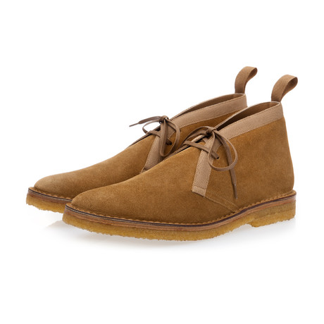 Arkadelphia Softy Desert Boot // Caramel (Euro: 39)