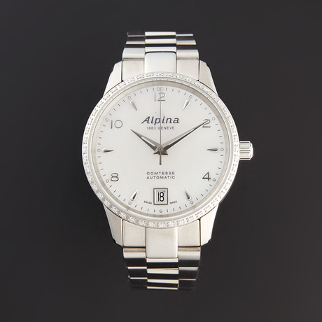 Alpina Comtesse Automatic // AL-525APW3CD6B // Pre-Owned
