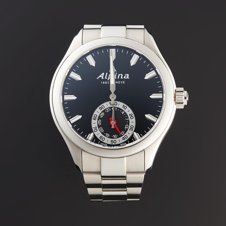 Alpina Horological Quartz // AL-285BS5AQ6B
