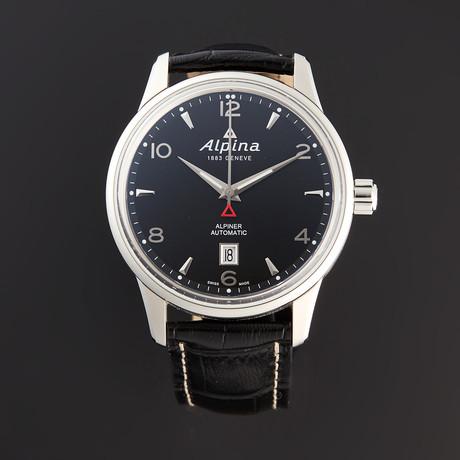 Alpina Automatic // AL-525B4E6 // Pre-Owned