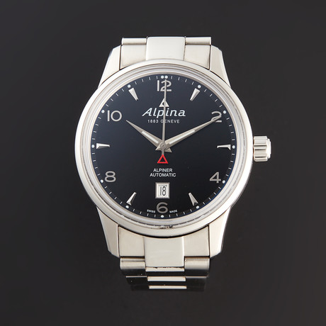 Alpina Automatic // AL-525B4E6B // Pre-Owned