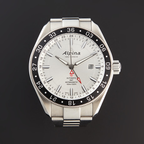 Alpina GMT Automatic // AL-550S5AQ6B