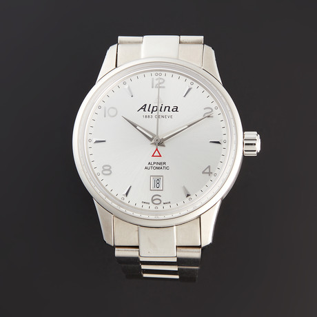 Alpina Alpiner Automatic // AL-525S4E6B // Pre-Owned