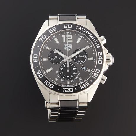 Tag Heuer Formula 1 Chronograph Quartz // CAZ1011.BA0843 // Pre-Owned