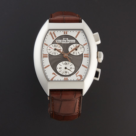 Van Der Bauwede Commander Chronograph Quartz // Store Display
