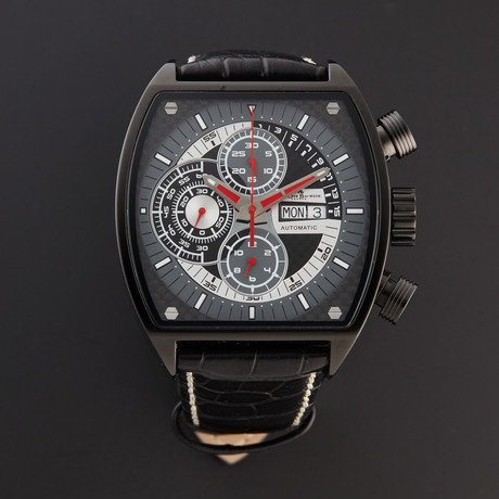 Van Der Bauwede GT Evolution Chronograph Automatic // Store Display