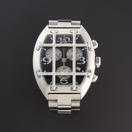 Van Der Bauwede Quarterback Chronograph Quartz // Store Display