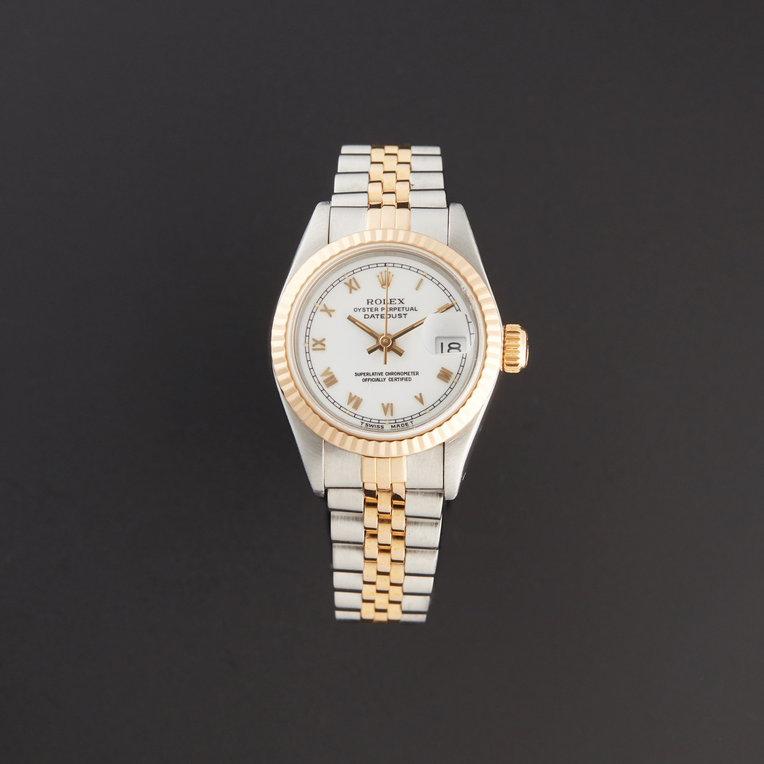 66292fcad6feb Rolex Lady Datejust Automatic    69173    L Serial    Pre-Owned ...