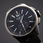 Alpina Chronograph Quartz // AL-353B5AR36B // Pre-Owned