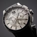 Maurice Lacroix Chronograph Quartz // MI1098-SS041-130 // Pre-Owned