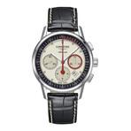 Longines Heritage Column-Wheel Chronograph Automatic // L4.754.4.72.4 // New