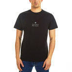 Putney Crown T-Shirt // Black (S)