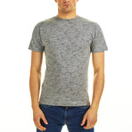 Signature T-Shirt // Gray Space Dye (S)