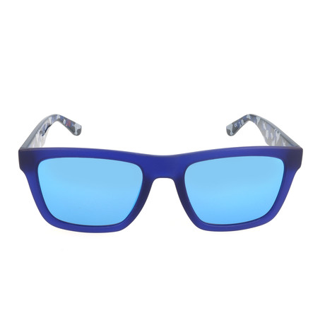 Men's L797S Sunglasses // Matte Blue