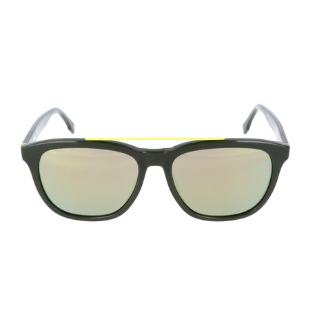 Men's L822S Sunglasses // Green
