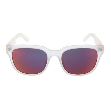 Unisex L830S Sunglasses // Matte Crystal