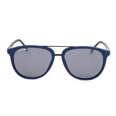 Unisex L862S Sunglasses // Matte Blue
