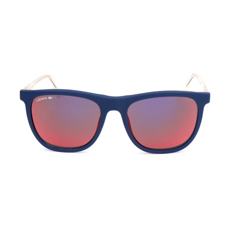 Men's L863S Sunglasses // Matte Blue