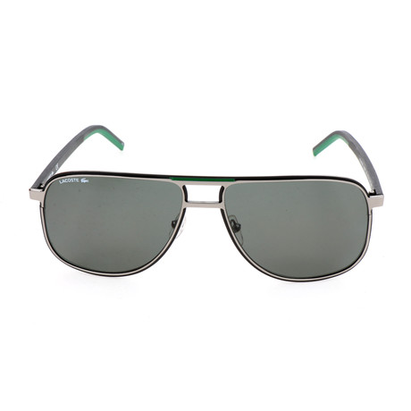 Men's L192SP Sunglasses // Shiny Gunmetal