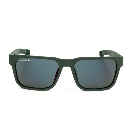 Men's L877S Sunglasses // Matte Dark Green