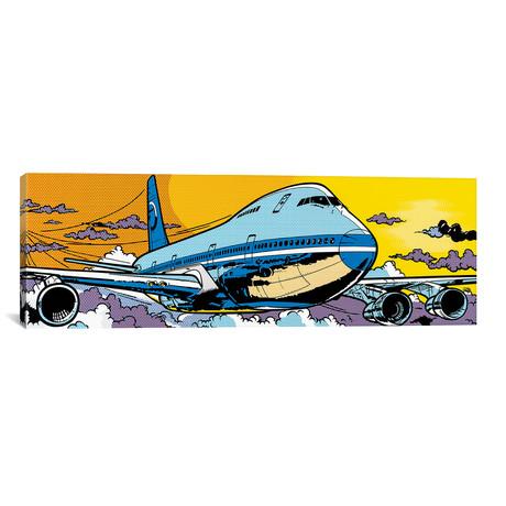 """747 (36""""W x 12""""H x 0.75""""D)"""