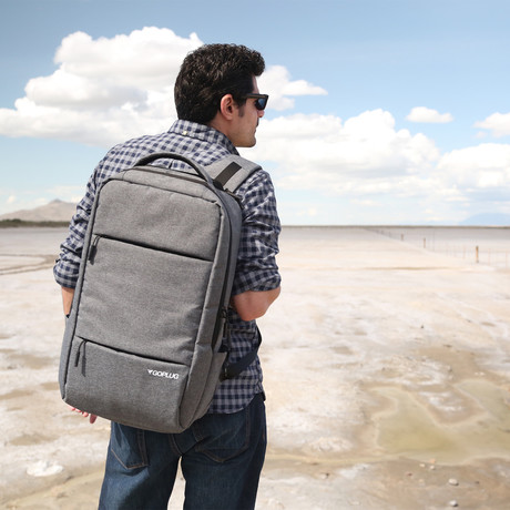 Backpack (Heathered)